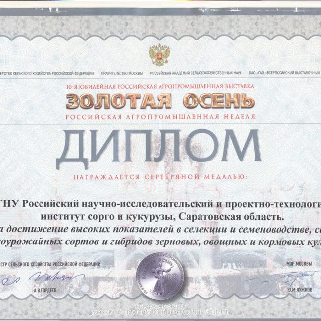 Диплом 2008 ЗО за участие