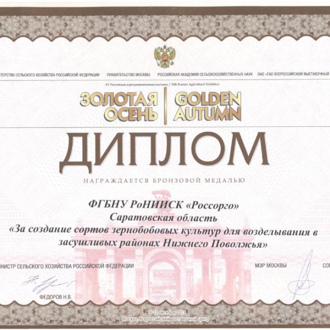 Диплом 2013 ЗО разработка смесей